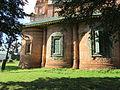 Absides et fenêtres décorées de l'église Saint Nicolas mokrovo (Iaroslavl).JPG