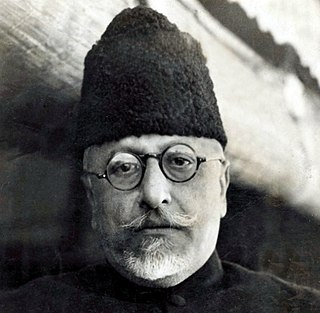Abul Kalam Azad Indian scholar