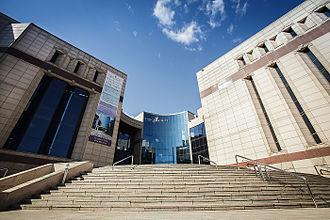 Torch Trinity Graduate University - New Academic Building