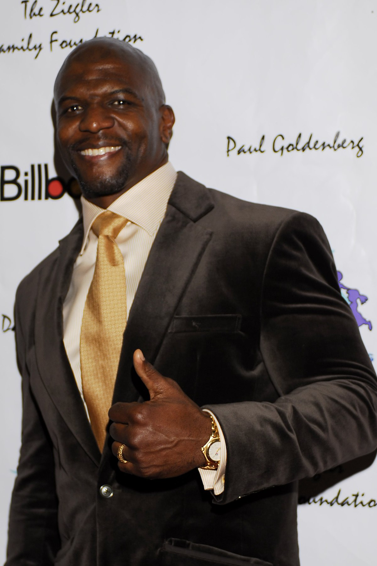terry crews - photo #5