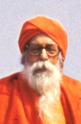 Ananda Marga - the late Acarya Shraddhananda Avadhuta (1919-2008).