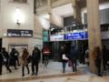 Accès Saint-Eustache Châtelet - Les Halles 2018.png