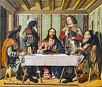 Accademia - La Cena in Emaus By Marco Maziale Cat.76.jpg