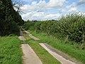 Access to Hill Farm - geograph.org.uk - 947428.jpg