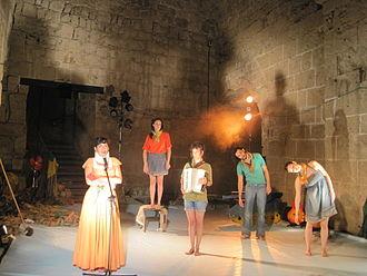 Acco Festival of Alternative Israeli Theatre - Acco festival, 2012