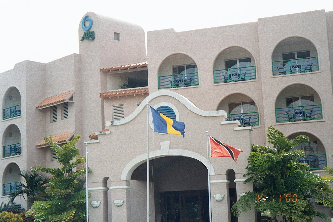 Accra Beach Hotel Barbados Weddings