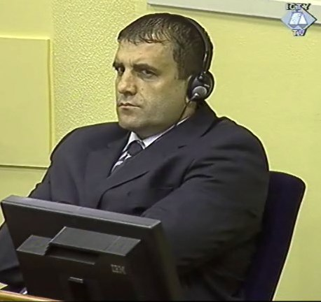 Accused Milan Lukić