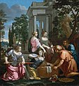 Achilles amongst Lycomedes daughters-Adrien Dassier-MBA Lyon 1995-12-IMG 0387.jpg