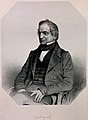 Adam Sedgwick. Lithograph by T. H. Maguire, 1850. Wellcome V0005350.jpg