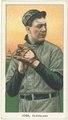 Addie Joss, Cleveland Naps, baseball card portrait LCCN2008676564.tif
