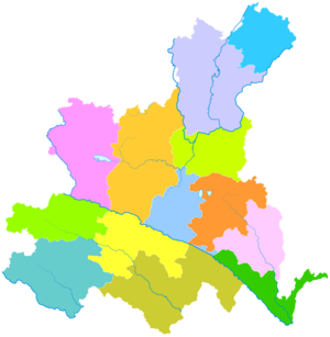 Honghe Hani and Yi Autonomous Prefecture