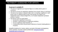 File:Advanced FAQ - Wikipedia Notability Guidelines.webm