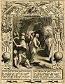 Aegidius Sadeler II, Joris Hoefnagel, Hans von Aachen - Salus Generis Humani - The three Maries coming to the Sepulchre after the Resurrection.jpg