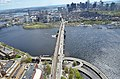 Aerial View of Longfellow Bridge Rehabilitation (May 2016) (28291320546).jpg