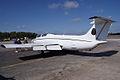 Aero Vodochody L-29 Delfin Beetle LSideRear TICO 13March2010 (14412964887).jpg