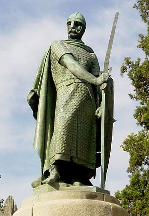 António Soares dos Reis - Statue of Afonso Henriques by Soares dos Reis
