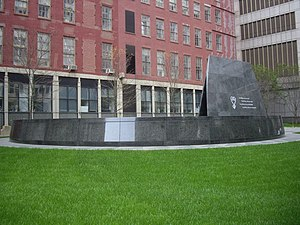 National Register of Historic Places listings in Manhattan below 14th Street - Image: African Burial Ground