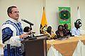 Afroecuatorianos ofrecen reconocimiento a Canciller (7118958379).jpg