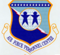 Air Force Personnel Center emblem (1995 version).png