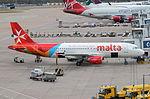 Air Malta Airbus A320 9H-AEN (25649592294).jpg