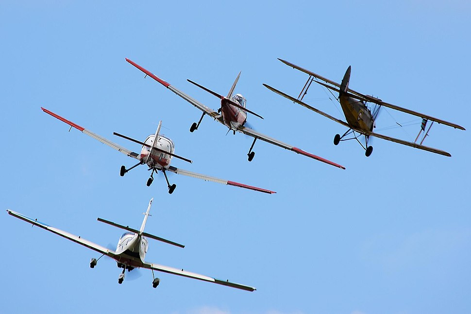 Air Training Corps Formation - RIAT 2011 (5979714424)
