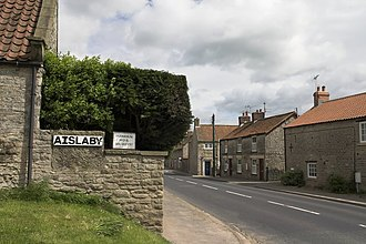 Aislaby, Ryedale - Image: Aislaby