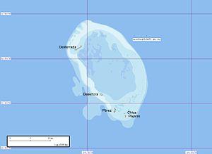 Scorpion Reef - Image: Alacranes Names 289848515 d 0abfe 796b o