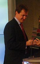 Alastair Campbell -  Bild