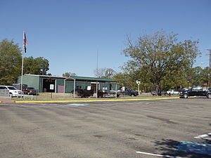 Alba, Texas - Alba Town Square