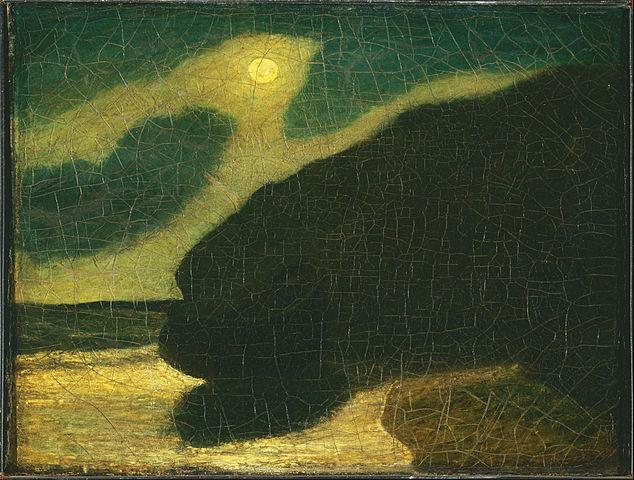 Pintura de Albert Pinkham