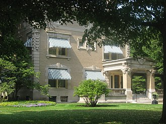 National Register of Historic Places listings in Elkhart County, Indiana - Image: Albert R. Beardsley House