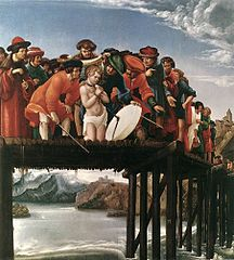 The Martyrdom of Saint Florian