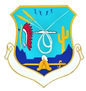 Albuquerque Air Defense Sector - Emblem of Albuquerque Air Defense Sector