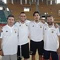 Aleksandar Ivkovic and Panathinaicos Invictus Coaches.jpg