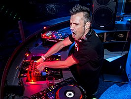 Alessandro Dilillo van Noize Suppressor op 1 november 2014.