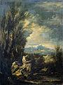 Alessandro Magnasco - Landschap met de heilige Bruno.jpg