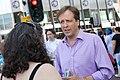 Alexander Pechtold, D66 campagne verkiezingen 2010.jpg