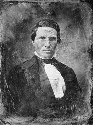 Alexander William Doniphan - Alexander William Doniphan (Mathew Brady's studio) (Library of Congress collection)