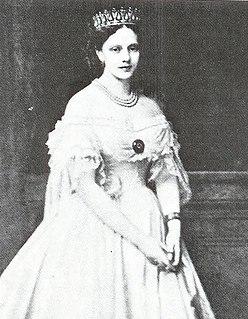 Princess Alexandrine of Prussia (1842–1906) Duchess William of Mecklenburg-Schwerin
