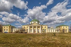 Ivan Chernyshyov - Aleksandrino, Count Chernyshov's estate
