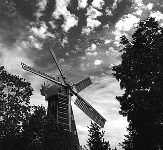 Alford, Lincolnshire - Image: Alfordwindmill