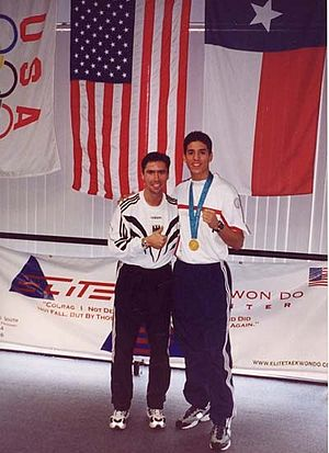 Steven López - Steven López (Right)