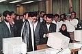 Ali Khamenei visit to IRIB Headquarter (13830228 0426456).jpg