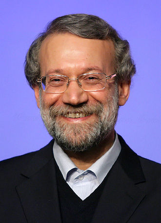 Ali Larijani - Ali Larijani in 2016