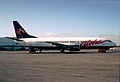 Aloha Airlines Boeing 737-497, May 1995; N402AL; CSA (4904909474).jpg
