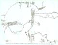 Alonso Alvarez de Pineda Map of Gulf Coast.png