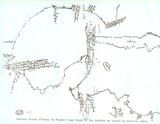 Spanish explorer and cartographer
