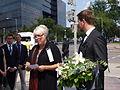 Ambassador Marina Kaljurand with Deputy Chief of Mission Tanel Sepp (7847993586).jpg