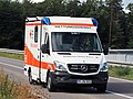 Ambulance at Neuenbürg.JPG