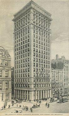 American Surety Building Wikipedia